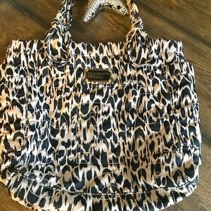 ⭐️LIKE NEW MARC BY MARC JACOBS LEOPARD BAG⭐️